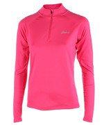 bluza do biegania damska ASICS ESSENTIAL WINTER 1/2 ZIP / 114639-0211